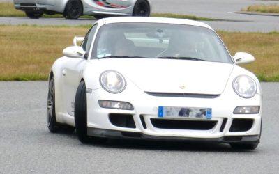 La Porsche GT3…